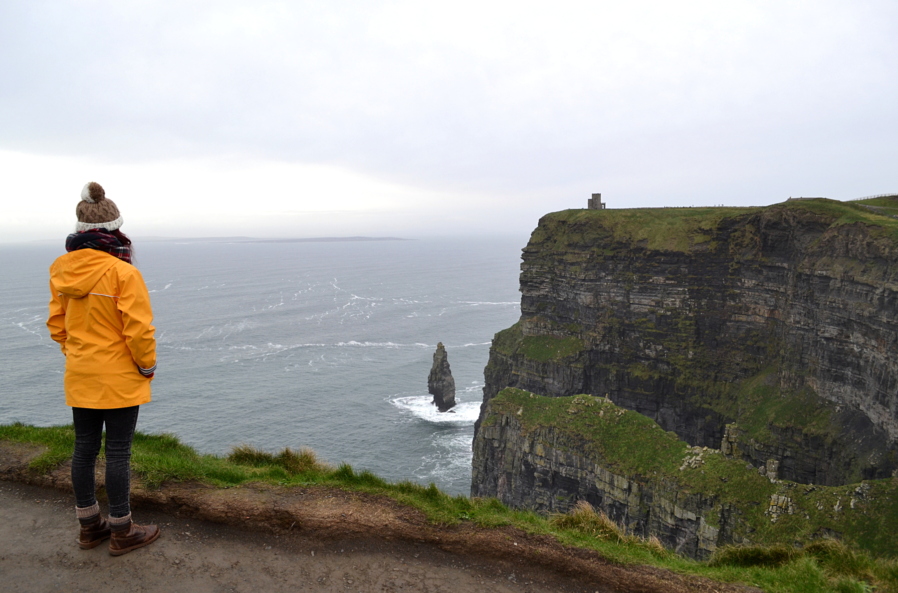 Falaises du Moher, Irlande, panorama landscape Cliffs of Moher, Ireland